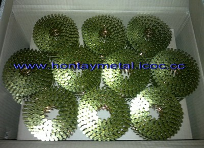 coil nails packing from Hontay